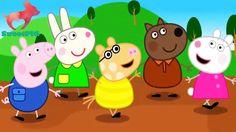Peppa Pig Deutsch episodes 2017 - Peppa Pig Wutz Deutsch Cartoon #7 | Sw...
