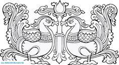 Traditional Tattoo Drawings Design Reference Ideas For 2019 Mysore Painting, Kalamkari Painting, Kerala Mural Painting, Madhubani Painting, Indian Traditional Paintings, Indian Art Paintings, Traditional Art, Saree Painting Designs, Traditional Tattoo Drawings