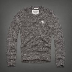 Goodnow Mountain Sweater Pullover Sweaters, Men Sweater, All American Clothing, Abercrombie Fitch, Tees, Casual, Skirts, Mountain, Stuff To Buy