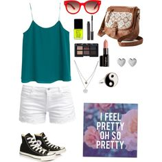 Oh so pretty by troixmac on Polyvore featuring polyvore, fashion, style, MANGO, ONLY, Converse, Mudd, Links of London, Kenneth Cole, Accessorize, Equipment, NARS Cosmetics, Laura Mercier, Gorgeous Cosmetics and Forever 21