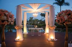 #SecretsAkumalRivieraMaya is the perfect place to host an elegant and romantic wedding! #Mexico #DestinationWedding