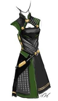 Loki dress. If someone got me this IRL, I would love them so so much. I would totally wear this!