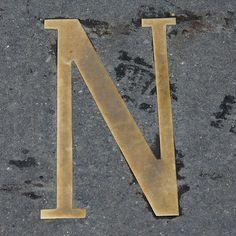 letter N by Leo Reynolds, via Flickr