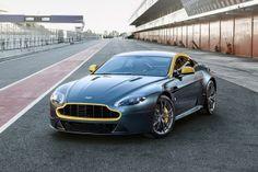Cenevre Otomobil Fuarı'ndan: Aston Martin V8 Vantage N430