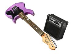 Rockmaster Electric Guitar $49  Get yer kid an electric guitar for xmas!  She'll love you for it!