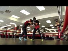 Coach Rick's Mittology - Advanced Tutorial #WorkingtheBody India's Top Olympic Boxer Shiva Thapa - YouTube