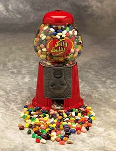Belly machine jelly vintage