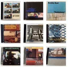 Lot 9 Vtg Canadian Rap Hip Hop CDs Peanuts & Corn Pip Skid McEnroe Roddy Rod