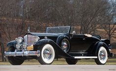 1933 Packard Conv. Coupe
