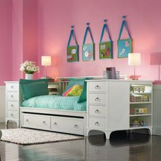 Ideas for daybed in Ashley's room