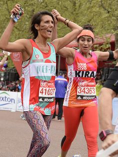 Woman Runs London Marathon Without a Tampon, Bleeds Freely to Raise Awareness  BodyWatch, M.I.A.