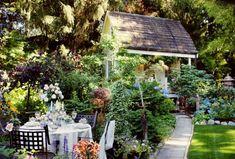 perfect spot for a garden party