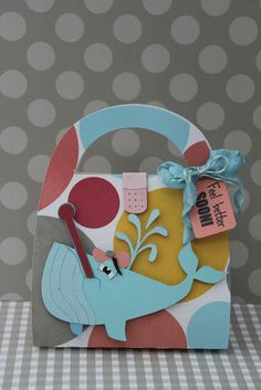 This and That: Created using Pretty Paper, Pretty Ribbons Get Well & K-Cup Treat Cutting Files