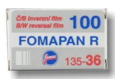 Fomapan R100 Black & White reversal film. Totally rocks!