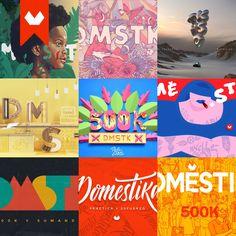 En lo más fffres.co: Estos son los ganadores del concurso 500K de Domestika: Ya está publicada la resolución del concurso organizado por…