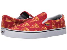 61dd545dee Vans Classic Slip-On™. Red PizzaPizza ...