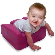 Tumzee Award Winning Tummy Time Baby Seat   TUMZEE has been designed for babies, from birth to crawling age.  Tummy time plays an inportant role in strengthening the neck, back, and trunk muscles. Pinned by SOS Inc. Resources.  Follow all our boards at http://pinterest.com/sostherapy  for therapy resources.