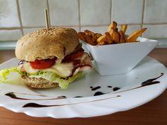Recept: Domácí burger bulky – Nuttamix.cz