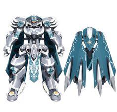 ジルバティーガ Gundam Custom Build, Robot Concept Art, Gundam Art, Mecha Anime, Robot Design, Sci Fi Characters, Gundam Model, Dieselpunk, Anime Guys