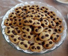 Panda cookies.