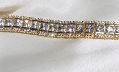 Vintage Spectacular 59Carat Square PrincessCut by InVogueJewelry, $249.00