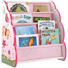 Guidecraft Butterfly Buddies Book Display, Pink