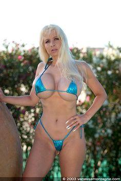 Opinion Vanessa montagne hot bikini images topic Yes