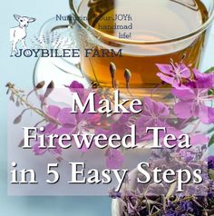 Fireweed tea or Ivan Chai is a traditional fermented black tea, or tisane, made from fireweed or willow herb, a medicinal herb that grows throughout the northern hemisphere and from California to Alaska in the west, and as far south as North Carolina in  eastern North America.    While legend has it that tea was …
