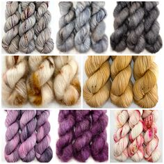 Hand-dyed luxury yarn for your beautiful knitting and crochet projects. Colourful hanks, sumptuous bases, get ready to stitch something gorgeous! Yarn Shop, Hand Dyed Yarn, Food Coloring, Crochet Projects, Pattern Design, Knit Crochet, Stitch, Knitting, Kitchen