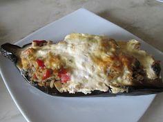 Ildikó receptjei: Töltött padlizsán Lasagna, Ethnic Recipes, Food, Essen, Meals, Yemek, Lasagne, Eten
