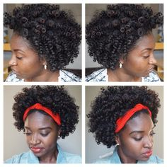 Natural Hairstyles | Ultimate Curls Tutorial By Nae2Curly