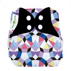 bumGenius Original 4.0 Cloth Diaper - Alicia - Snap