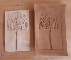 Decoración cerámica. La expresividad de la línea.