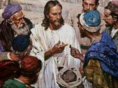 """Marcos 12, 13-17 Lecturas del martes IX del T. Ordinario, 2 de junio """"¿Por qué me ponen una trampa? Tráiganme una moneda para que yo la vea"""". Se la trajeron y Él les preguntó: """"¿De quién es la imagen y el nombre que lleva escrito?"""". Le contestaron: """"Del César"""". Entonces les respondió Jesús: """"Den al César lo que es del César, y a Dios lo que es de Dios"""". Y los dejó admirados."""