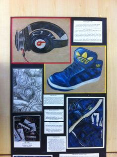 N5 folio (1st sheet A2) Buckhaven HS High School Drawing, High School Art, Sketchbook Inspiration, Art Sketchbook, Student Art Guide, 8th Grade Art, Ap Studio Art, Art Curriculum, Art Courses