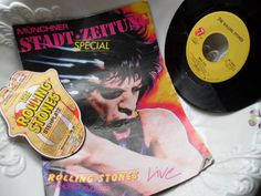 1982 Rolling Stones Private Collection  Munich by ChicAvantGarde $315 10/2015