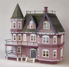 Victorian Dollhouse Kits | In Stock and Ready to Ship