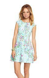 Briella Fit & Flare Dress