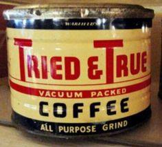 Tried & True Coffee