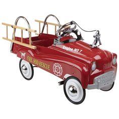 Instep Firetruck