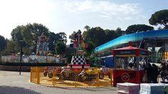 Ecco il Luneur Park: riapre il parco divertimento di Roma