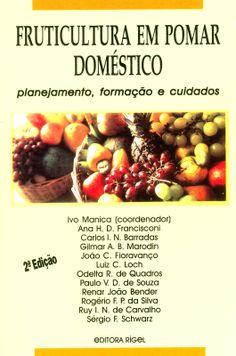 Fruticultura em Pomar Doméstico -Planejamento, formação e cuidados €15,90