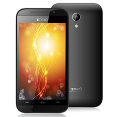 IPRO WAVE 4.0 Dual Core Cell Phone Smartphone MTK6572 Android 4.4 Unlocked BLACK