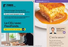 Recette: c'est la saison! - La Presse+ Biscuits, Caramel, French Toast, Muffins, Pudding, Cookies, Architecture, Breakfast, Food