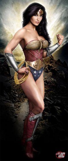 wonder woman jeff chapman | Wonder Woman Jeff Chapman Model