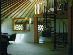 Colorado Yurt Company: Yurt Interior Design