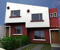 gama de colores para fachadas