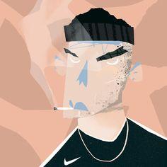 'Boy' - Tom Abbiss Smith Art
