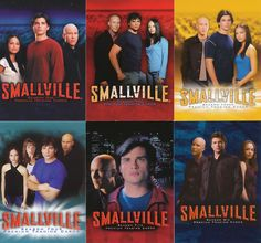 Smallville Loose Trading Card Lot 2451 qty.
