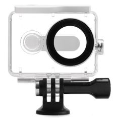 Original Xiaoyi cases Action Sport Camera Waterproof cases / White